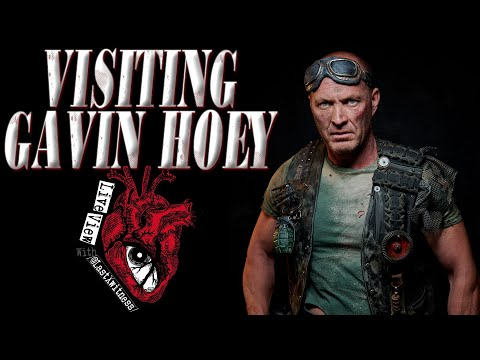 Visiting Gavin Hoey | Live View With Seth Miranda
