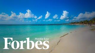 شهر عسل لا يُنسى في عالم المالديف الساحر بفندق Waldorf Astoria Maldives Ithaafushi