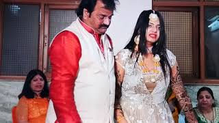 """Ye galiya ye chaubara""-Best Mehndi/sangeet performance"