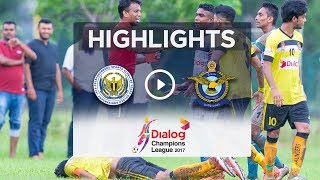 Highlights - Saunders SC v Air Force SC - DCL17 (Week 3)