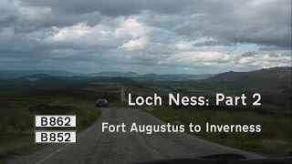 [GB] Loch Ness, Part 2: The old road to Inverness
