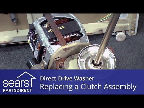 Clutch Whirlpool Direct Drive Washer Doovi