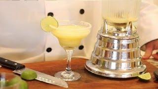 How To Make A Non-alcoholic Orange Margarita : Virgin & Non-alcoholic Drink Recipes
