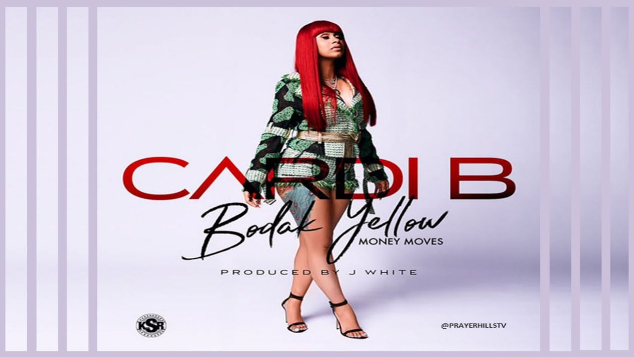 43a85c68badc Cardi B - Bodak Yellow (Clean) - YouTube