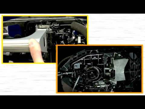 15s16 Door Latch Replacement 2011 2014 Ford Fiesta