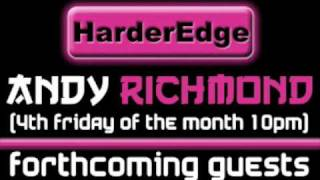 HarderEdge on Slinky Fm with Andy Richmond
