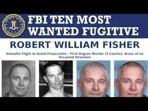 Robert Fisher Is Wanted For Murder !!!!!