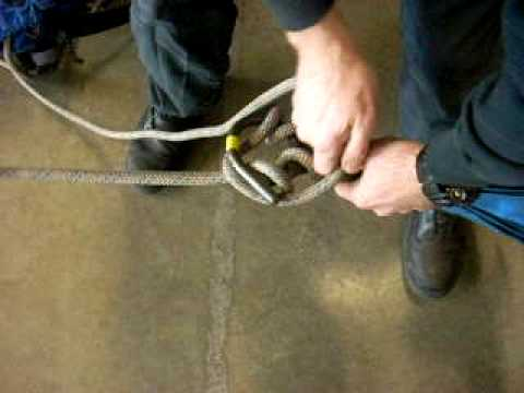 "Rescue ""8"" Descender Part 2 ""How to Rig for Heavy Loads"""