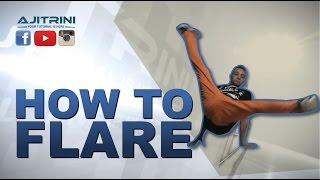 how to flare   Aji Trini    Yassine Twam