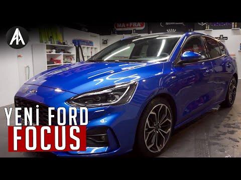 YENİ FORD FOCUS KARDA TEST | 2019 ST Line Focus