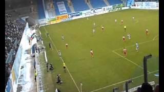 Hansa gegen Unterhaching(0-1) 8.12.2012
