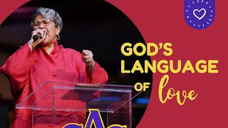 God's Language of Love | Rev. Elaine Flake | Allen Virtual Experience
