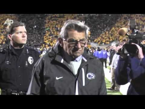 Fired Penn State Coach Joe Paterno Dead at 85