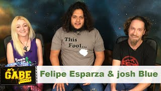 gabe time w/ felipe esparza & josh blue | getting doug with high