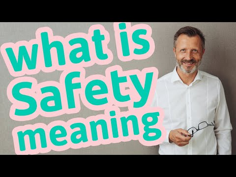 safety-|-meaning-of-safety