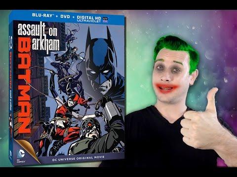 Movie Review | Batman: Assault On Arkham