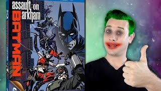 Movie Review | Batman: Assault On Arkham
