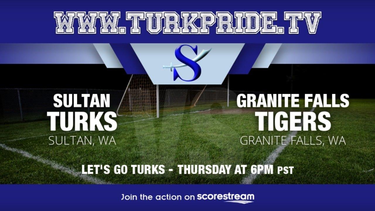 Soccer @ home! vs Granite!