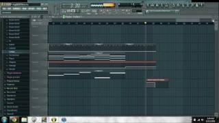 Jay-Z & Kanye West - Niggas In Paris (Instrumental) FL Studio Remake (cover)