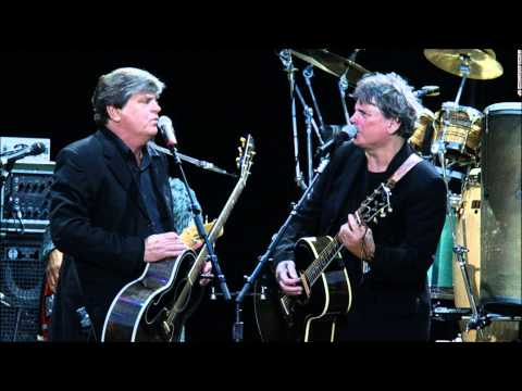 Everly Brothers - Crying In The Rain - Live in Holland 1990