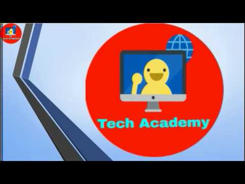 Introduction To Tech Academy || Online Learning and Earning