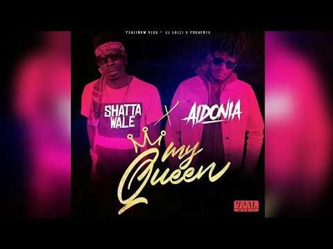 Shatta Wale - My Queen ft. Aidonia (Audio Slide)