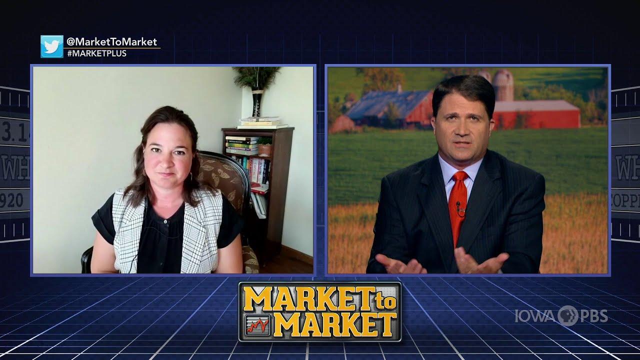 Market Plus: Elaine Kub