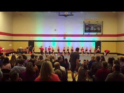 Midland Adventist Academy 2018 Spring Gymnastics Homeshow