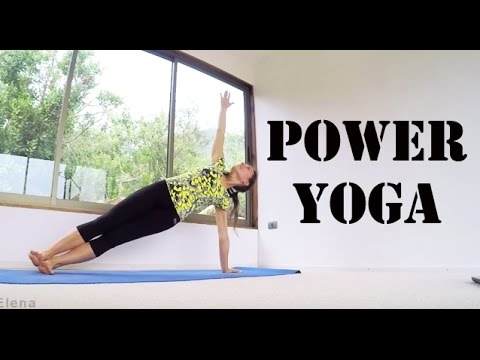 POWER YOGA | Yoga Fuerte | Día 24
