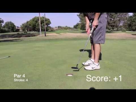 Full Round of Golf (Fig Garden Golf Course) - YouTube