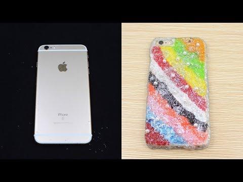 DIY PHONE CASE Life Hacks