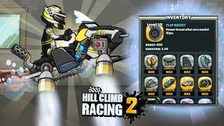 New Snowmobile Vehicle | Hill Climb Racing 2