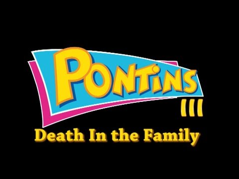 Pontins III: Death In The Family Trailer