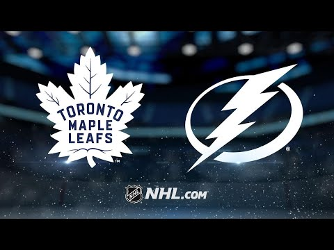 Point scores in SO to lift Lightning past Maple Leafs
