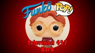 Stranger Things Barb Funko Pop unboxing (Television 427)