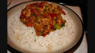 An Exciting Curry Dish Using Canned Salmon..