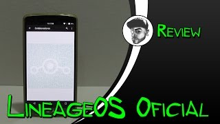 REVIEW LINEAGE OS OFICIAL   Lineage 14.1