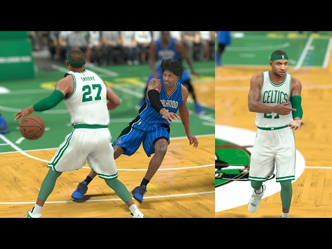 NBA 2K17 My Career - Shot Clock Cheese! PS4 Pro 4K