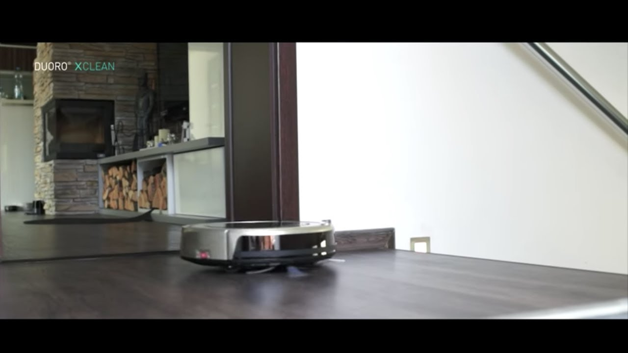 video Robzone Duoro XCLEAN Profi