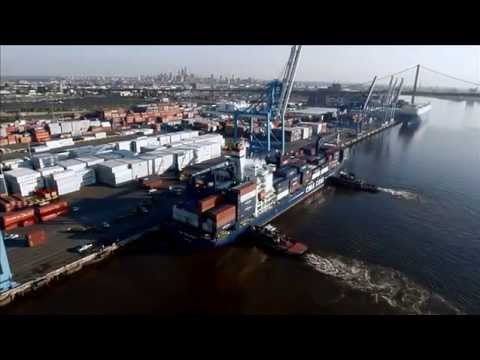 Packer Avenue Marine Terminal   Port of Philadelphia