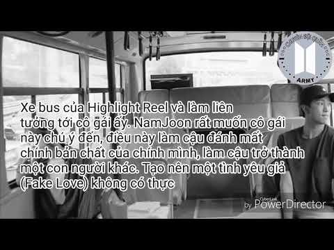 [BTS Theory] Giải mã MV Fake Love