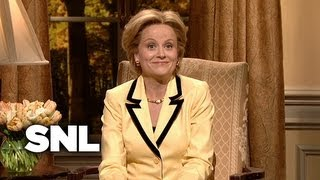 Message from Hillary Clinton: Cold Opening - Saturday Night Live