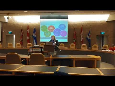 Cynthia Summers: The role of the OCHE in supporting Toronto's most vulnerable Citizens