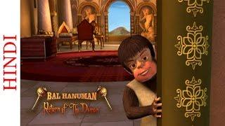 Popular Kids Comedy Scenes - Bal Hanuman Return Of The Demon
