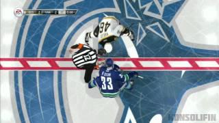 Testissä NHL 12 -demo (X360)