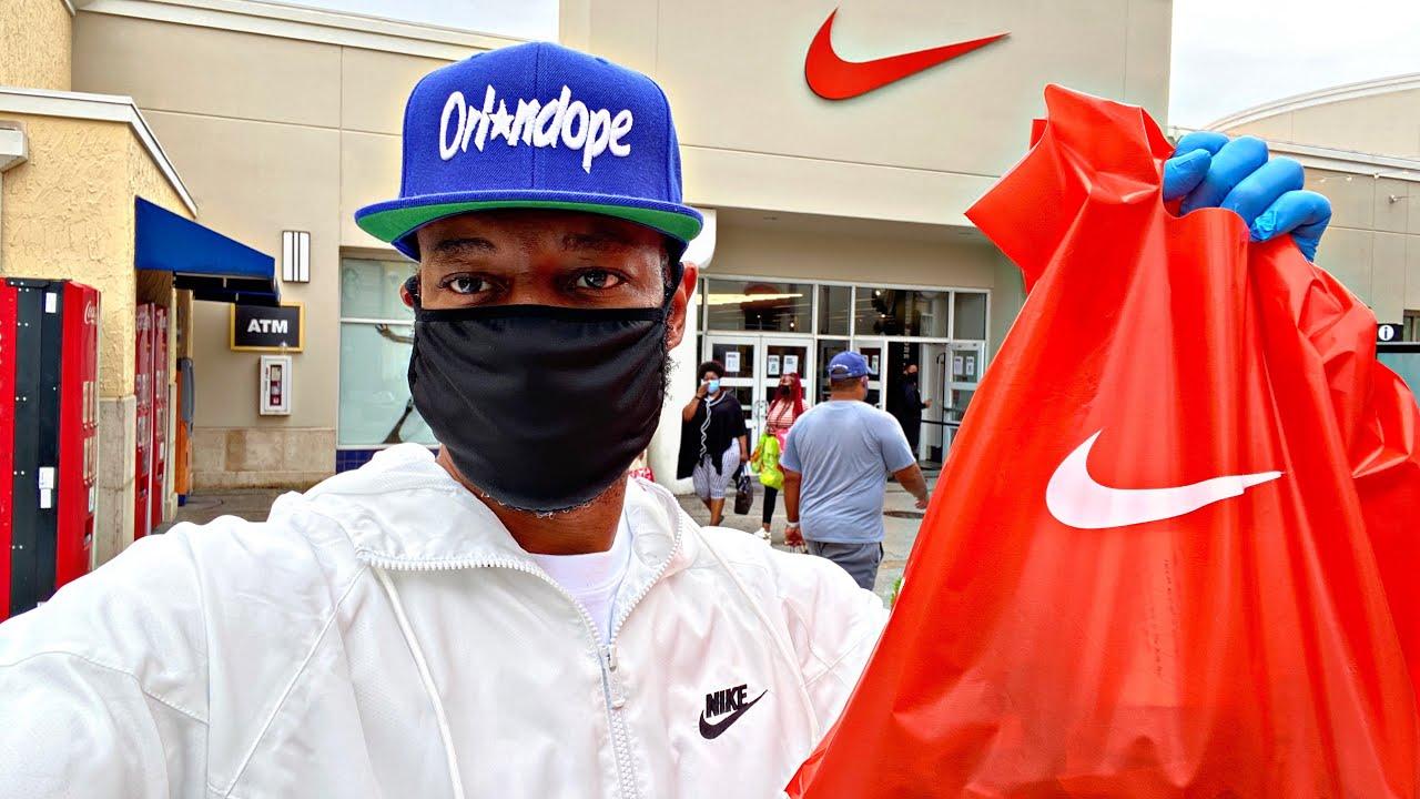 Nike Outlet Vineland Shopping - YouTube