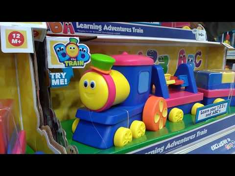 Bob The Train At Toys