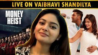 Server Sundaram Movie is like my Baby? Capmaari Actress Vaibhavi Shandilya Interview | TalksOfCinema