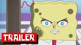 SpongeBob Anime Trailer