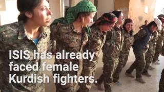 ISIS's worst nightmare is women